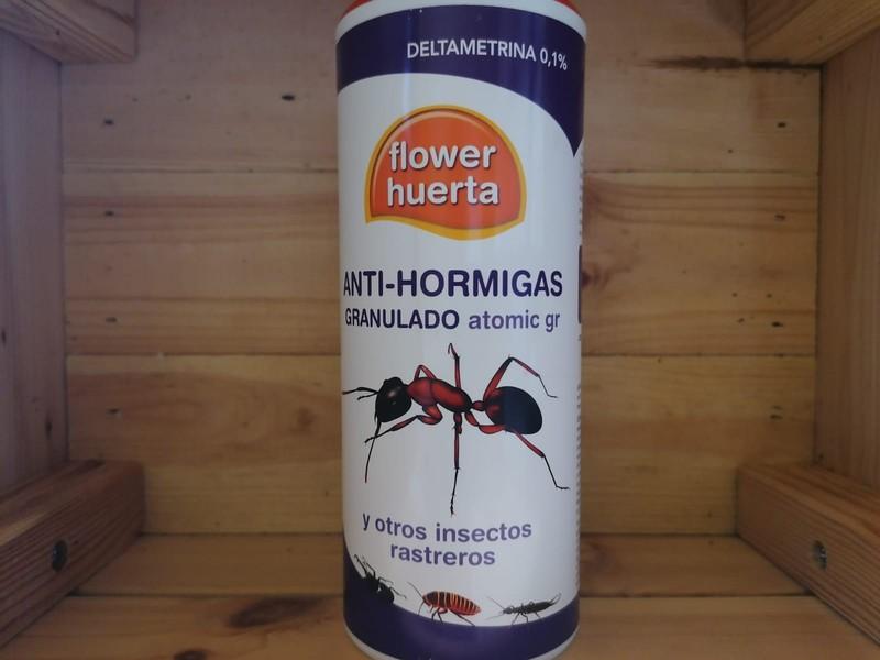 Insecticida granulado